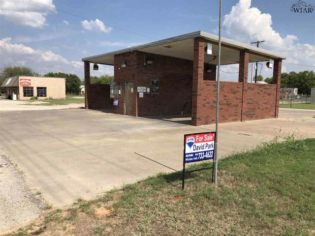 107 S Central Street, Petrolia, TX 76377 (MLS #154386) :: WichitaFallsHomeFinder.com