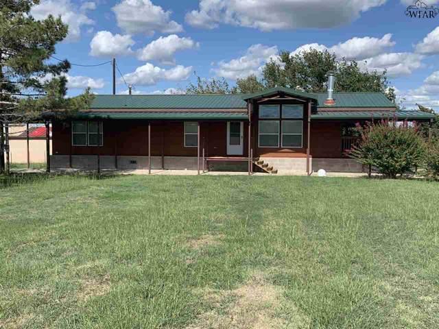 4079 W Arrowhead Drive, Wichita Falls, TX 76310 (MLS #154422) :: WichitaFallsHomeFinder.com