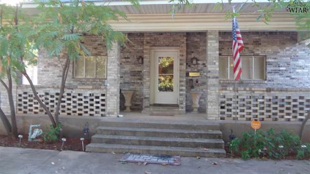 1108 Polk Street, Wichita Falls, TX 76309 (MLS #154436) :: WichitaFallsHomeFinder.com