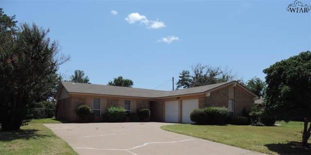 1320 Amherst Street, Burkburnett, TX 76354 (MLS #154437) :: WichitaFallsHomeFinder.com