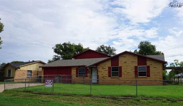 1403 Gunnison Drive, Wichita Falls, TX 76306 (MLS #154482) :: WichitaFallsHomeFinder.com