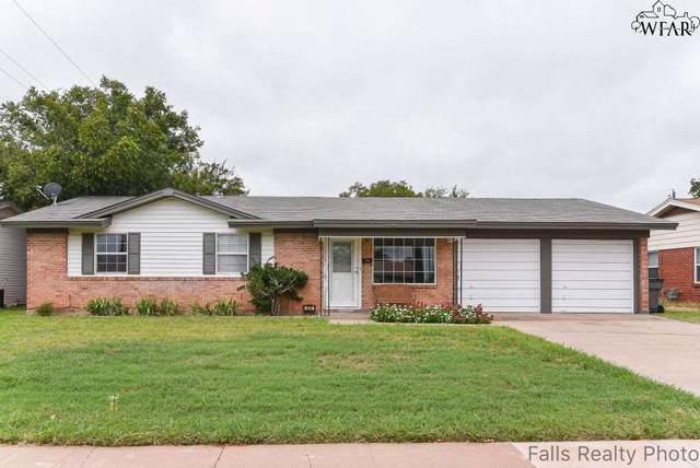 4110 Belmede Drive, Wichita Falls, TX 76302 (MLS #154504) :: WichitaFallsHomeFinder.com