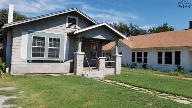 2142 Avenue F, Wichita Falls, TX 76309 (MLS #154507) :: WichitaFallsHomeFinder.com