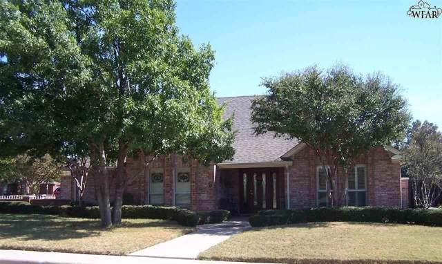 8 Wendover Court, Wichita Falls, TX 76309 (MLS #154511) :: WichitaFallsHomeFinder.com