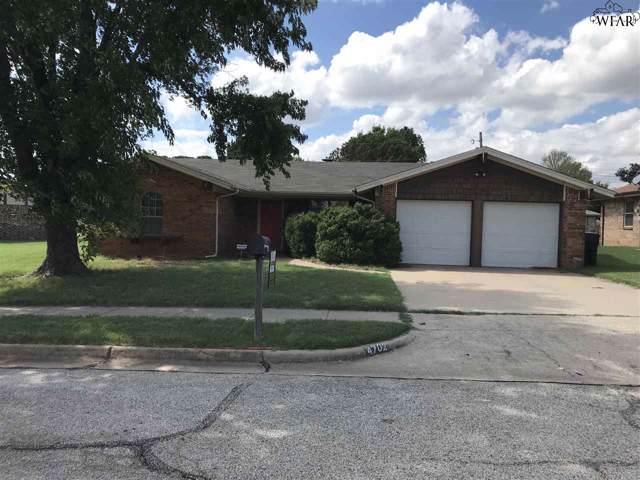 4702 Tammy Drive, Wichita Falls, TX 76306 (MLS #154524) :: WichitaFallsHomeFinder.com