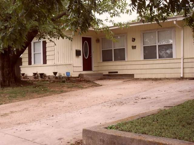 1209 Harvey Drive, Wichita Falls, TX 76302 (MLS #154533) :: WichitaFallsHomeFinder.com