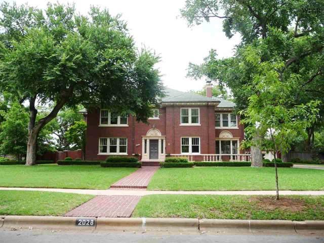 2028 Avondale Street, Wichita Falls, TX 76308 (MLS #154549) :: WichitaFallsHomeFinder.com