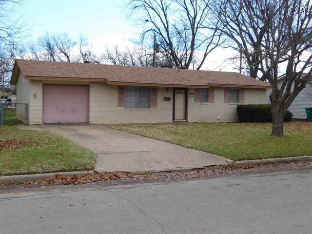 409 S Holly Drive, Burkburnett, TX 76354 (MLS #154555) :: WichitaFallsHomeFinder.com