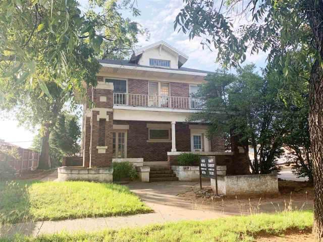 1407 9TH STREET, Wichita Falls, TX 76301 (MLS #154562) :: WichitaFallsHomeFinder.com