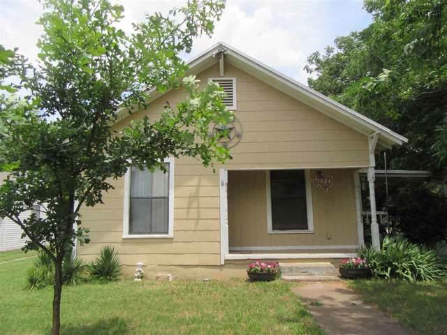 1626 Dayton Avenue, Wichita Falls, TX 76301 (MLS #154579) :: WichitaFallsHomeFinder.com