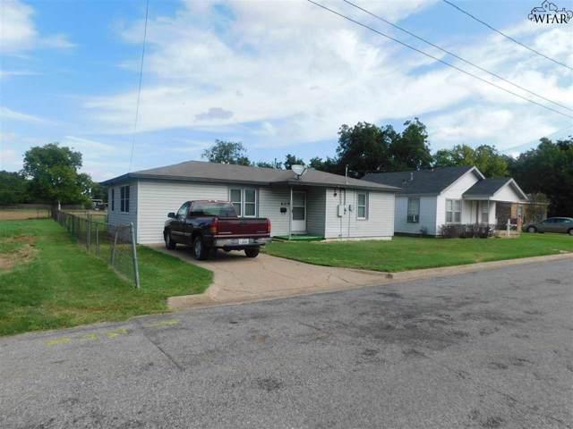 409 Buckner Street, Burkburnett, TX 76354 (MLS #154581) :: WichitaFallsHomeFinder.com