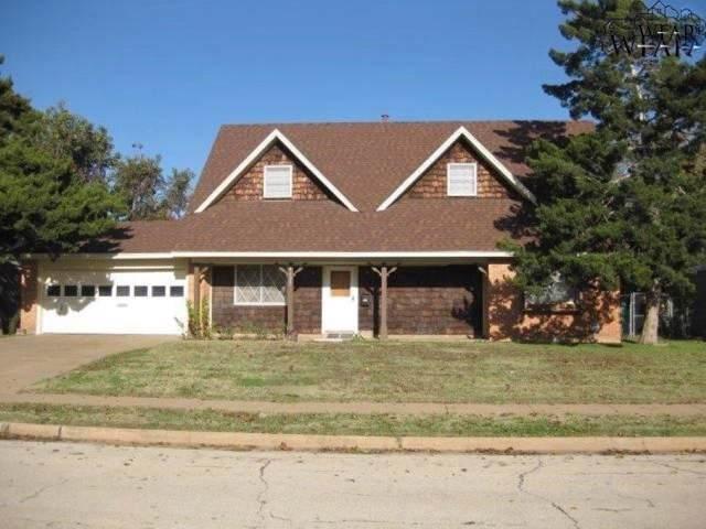 4625 Sierra Madre Drive, Wichita Falls, TX 76310 (MLS #154593) :: WichitaFallsHomeFinder.com