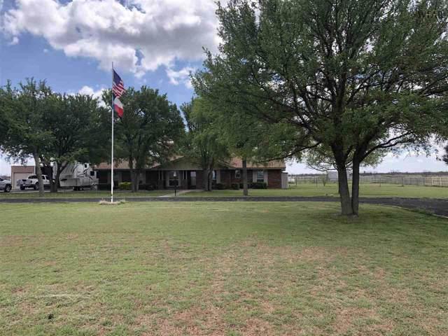 7329 A Fm 1206, Iowa Park, TX 76367 (MLS #154597) :: WichitaFallsHomeFinder.com