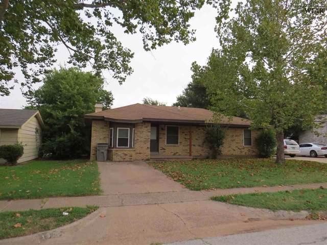 1300 Montgomery Street, Wichita Falls, TX 76302 (MLS #154603) :: WichitaFallsHomeFinder.com