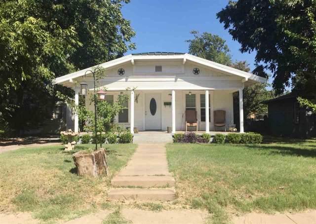 2012 Pearl Avenue, Wichita Falls, TX 76301 (MLS #154620) :: WichitaFallsHomeFinder.com