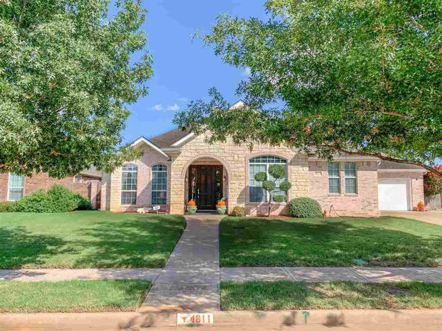 4811 Bridge Creek Drive, Wichita Falls, TX 76308 (MLS #154626) :: WichitaFallsHomeFinder.com