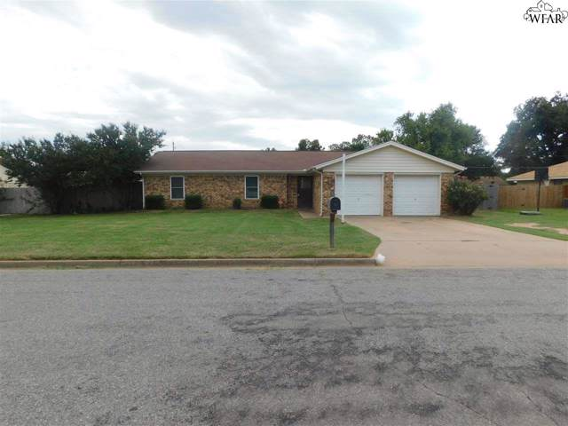 1304 Danberry Street, Burkburnett, TX 76354 (MLS #154649) :: WichitaFallsHomeFinder.com