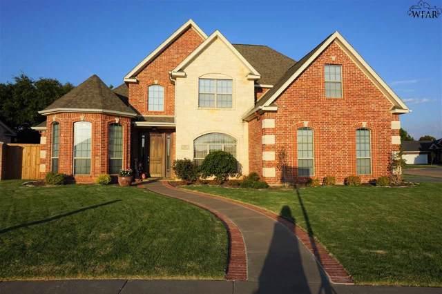 1 Hazel Court, Wichita Falls, TX 76308 (MLS #154661) :: WichitaFallsHomeFinder.com