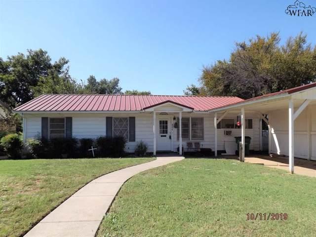 809 N Main Street, Henrietta, TX 76365 (MLS #154679) :: WichitaFallsHomeFinder.com