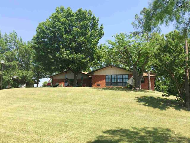 196 Pueblo Trail, Henrietta, TX 76365 (MLS #154686) :: WichitaFallsHomeFinder.com