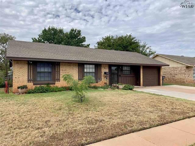 1610 Ruidosa Drive, Wichita Falls, TX 76306 (MLS #154692) :: WichitaFallsHomeFinder.com