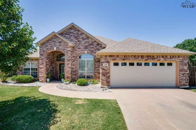 4124 Candlewood Circle, Wichita Falls, TX 76308 (MLS #154716) :: WichitaFallsHomeFinder.com