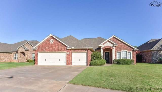 2904 S Shepherds Glen, Wichita Falls, TX 76308 (MLS #154717) :: WichitaFallsHomeFinder.com