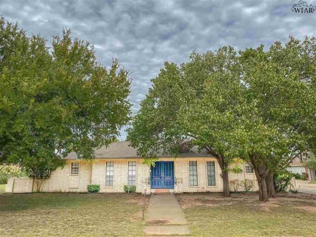 2012 Granada Drive, Wichita Falls, TX 76308 (MLS #154718) :: WichitaFallsHomeFinder.com