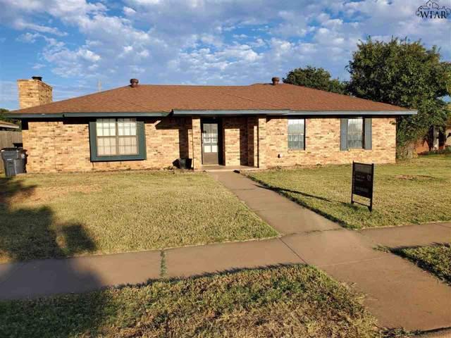 2 Bazely Circle, Wichita Falls, TX 76306 (MLS #154719) :: WichitaFallsHomeFinder.com