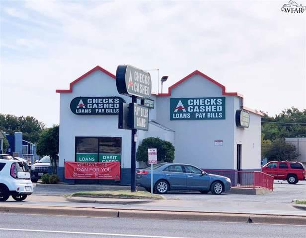 3605 Kemp Boulevard, Wichita Falls, TX 76308 (MLS #154721) :: WichitaFallsHomeFinder.com