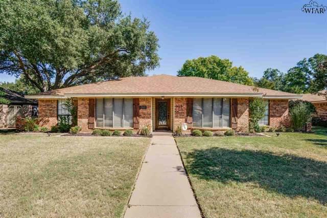 4809 Dickens Street, Wichita Falls, TX 76308 (MLS #154723) :: WichitaFallsHomeFinder.com