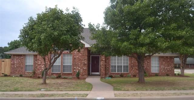 1 Wendover Court, Wichita Falls, TX 76309 (MLS #154743) :: WichitaFallsHomeFinder.com