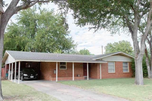 4200 Randel Drive, Wichita Falls, TX 76308 (MLS #154744) :: WichitaFallsHomeFinder.com