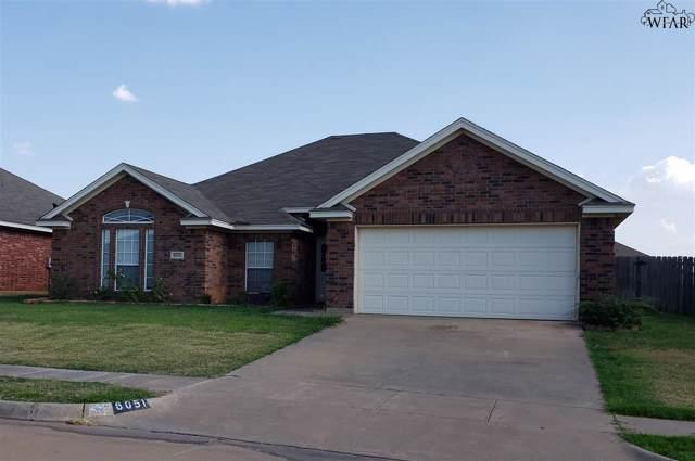 6051 Laci Lane, Wichita Falls, TX 76310 (MLS #154746) :: WichitaFallsHomeFinder.com