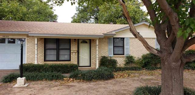 4624 Langford Lane, Wichita Falls, TX 76310 (MLS #154753) :: WichitaFallsHomeFinder.com