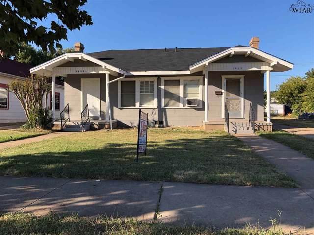 1818 Collins Avenue, Wichita Falls, TX 76301 (MLS #154766) :: WichitaFallsHomeFinder.com