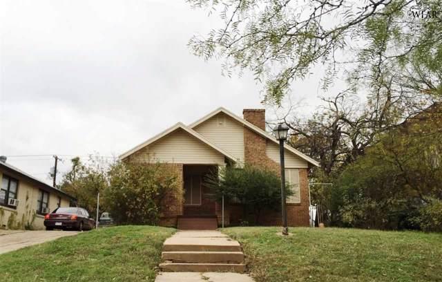 3103 9TH STREET, Wichita Falls, TX 76309 (MLS #154775) :: WichitaFallsHomeFinder.com