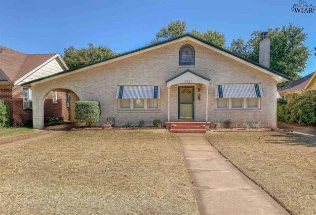 1711 Buchanan Street, Wichita Falls, TX 76309 (MLS #154777) :: WichitaFallsHomeFinder.com