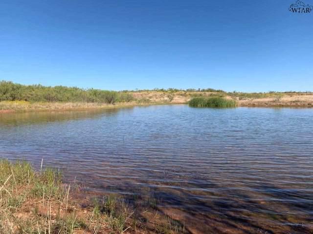 326 AC Fm 1790, Seymour, TX 76380 (MLS #154780) :: WichitaFallsHomeFinder.com