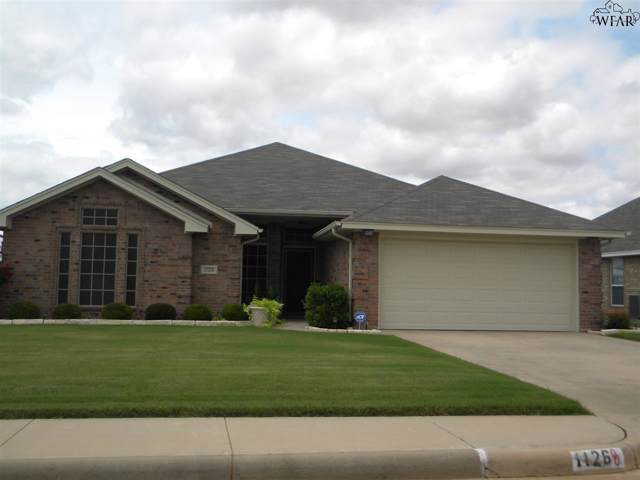 1126 Regency Drive, Burkburnett, TX 76354 (MLS #154781) :: WichitaFallsHomeFinder.com