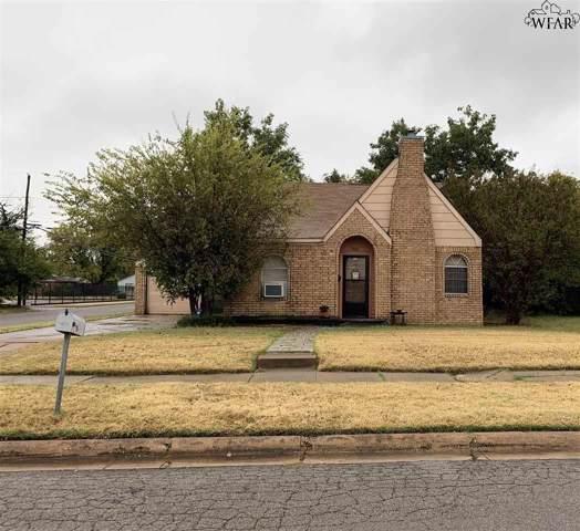 821 Tulsa Street, Wichita Falls, TX 76301 (MLS #154784) :: WichitaFallsHomeFinder.com