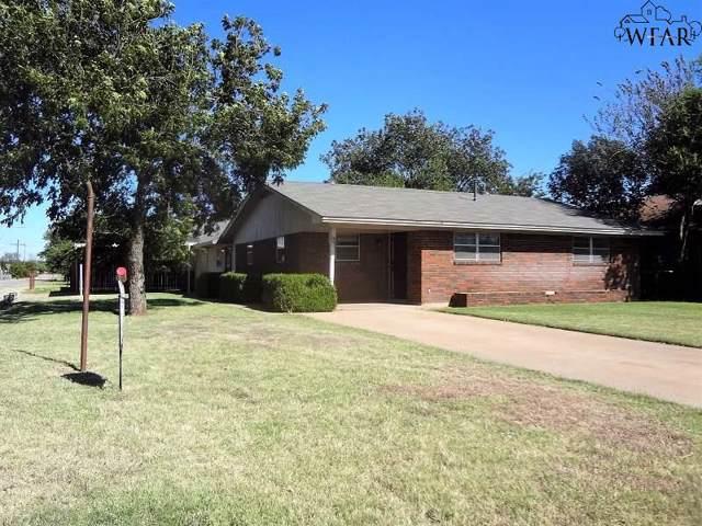 501 E Glisson Avenue, Electra, TX 76360 (MLS #154790) :: WichitaFallsHomeFinder.com