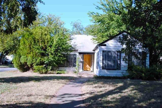 2016 Keeler Avenue, Wichita Falls, TX 76301 (MLS #154807) :: WichitaFallsHomeFinder.com