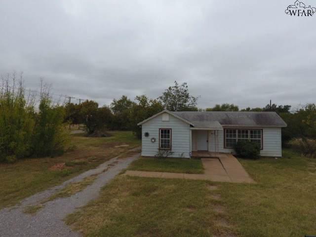 611 Fort Worth Street, Wichita Falls, TX 76301 (MLS #154818) :: WichitaFallsHomeFinder.com