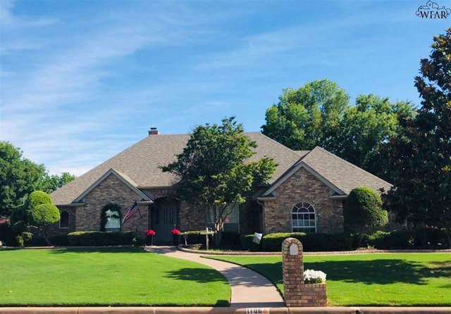 1106 Pheasant Lane, Burkburnett, TX 76354 (MLS #154824) :: WichitaFallsHomeFinder.com