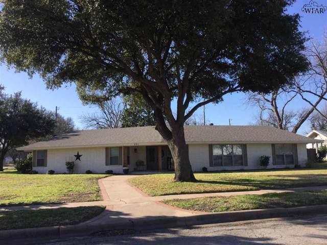 401 W Payne Street, Olney, TX 76374 (MLS #154825) :: WichitaFallsHomeFinder.com