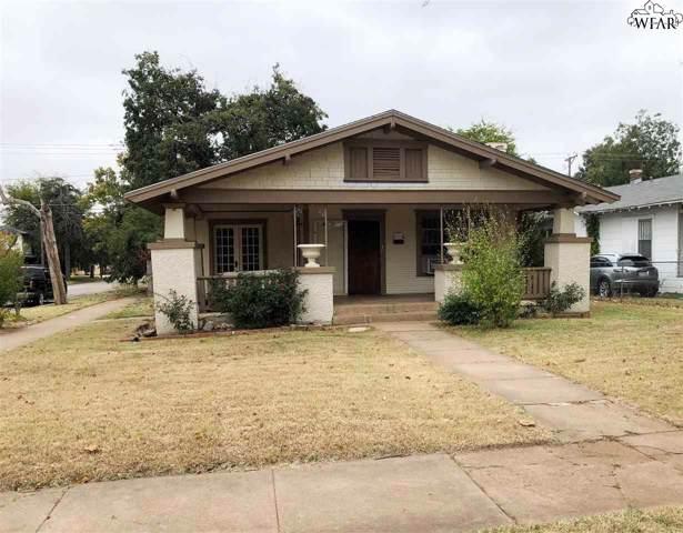 1901 Lucile Avenue, Wichita Falls, TX 76301 (MLS #154830) :: WichitaFallsHomeFinder.com