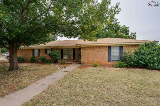 2913 Abby Lane, Wichita Falls, TX 76308 (MLS #154835) :: WichitaFallsHomeFinder.com