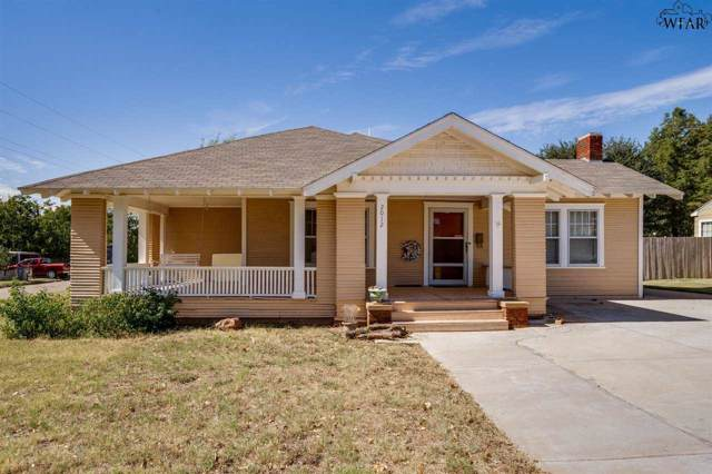 2012 Jones Street, Wichita Falls, TX 76309 (MLS #154848) :: WichitaFallsHomeFinder.com
