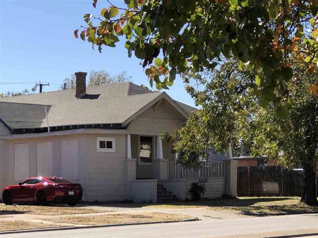 2309 9TH STREET, Wichita Falls, TX 76301 (MLS #154866) :: WichitaFallsHomeFinder.com